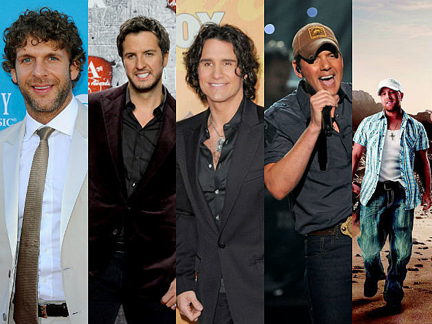 TOC 2010 Artists (Billy Currington Luke Bryan Joe Nichols Rodney Atkins Trailer Choir)