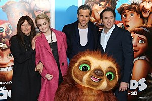 """""""The Croods"""" New York Premiere"""