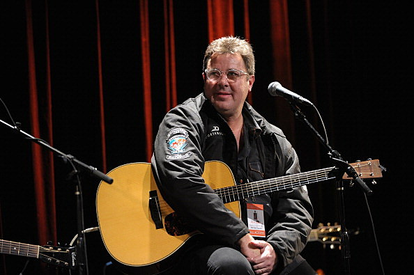 Vince Gill turns 56 (Getty Images)