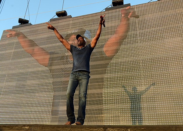 Darius Rucker will be here on 6/14 (Getty Images)