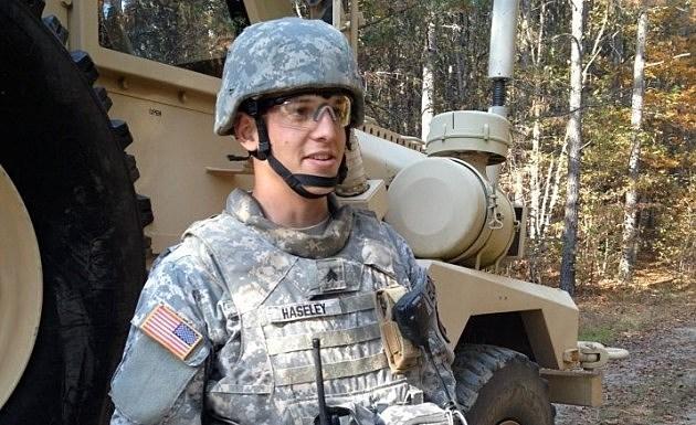 Sgt. Josh Haseley