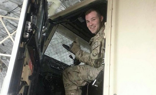 Senior Airman Patrick Little