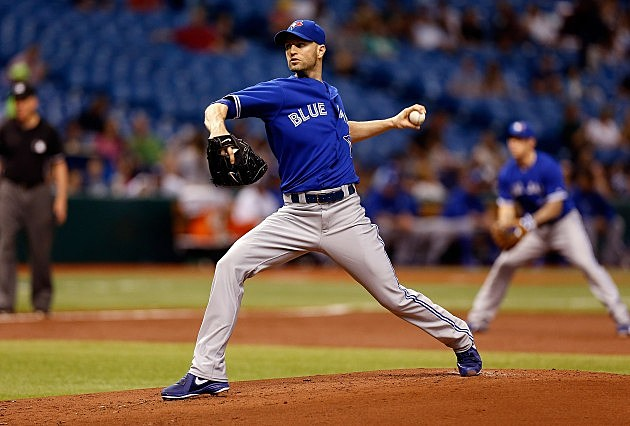 Toronto Blue Jays v Tampa Bay Rays (Getty Images)