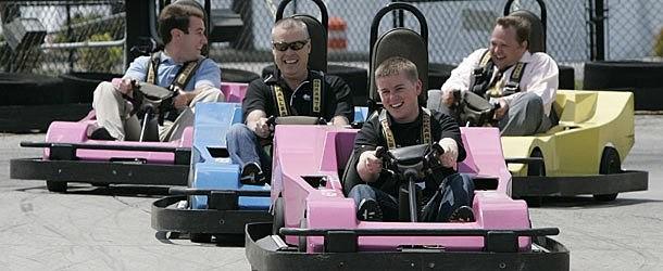 Go Karts Nashville >> Go-Karts Coming Inside Galleria Mall!