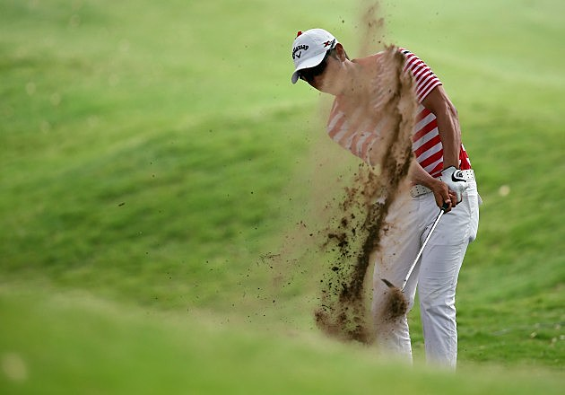 Golf shot (Getty Images)