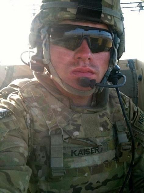 Army Specialist Kaiser