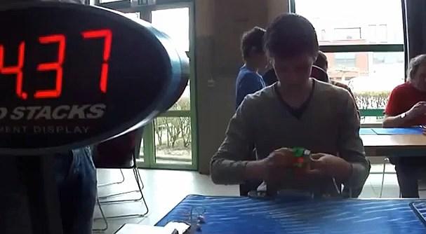 Rubik's Champ (Youtube)