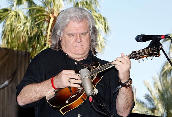 Happy birthday Ricky Skaggs (Getty)