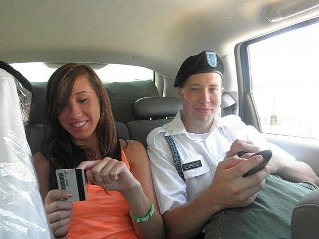 Army Specialist Kyle Lorenz