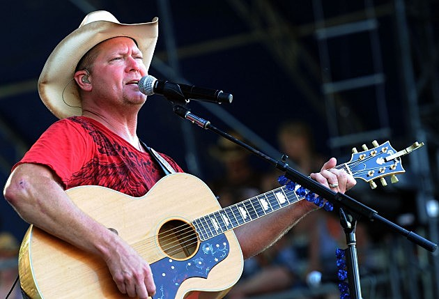 Tracy Lawrence (Getty Images)