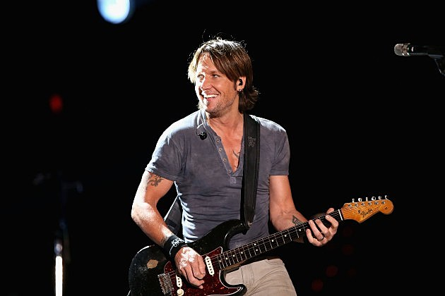Keith Urban (Getty Images)