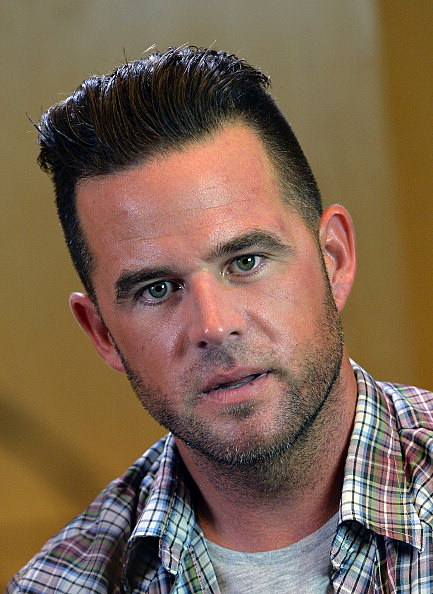 David Nail's hair (Getty Images)