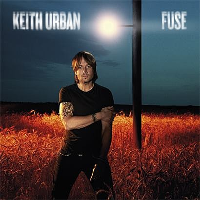 Keith Urban Fuse Album Art