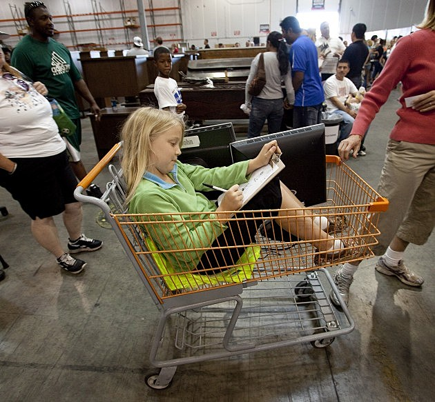 The Yard Sale is Saturday (Getty Images)