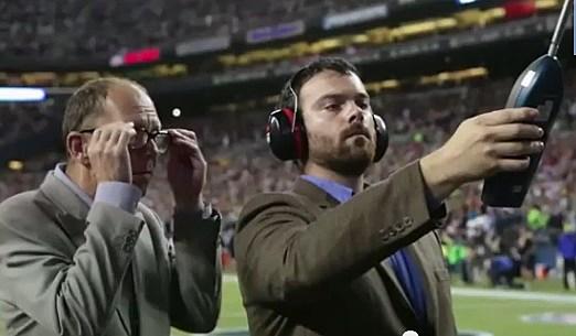 Seahawks game (Youtube)
