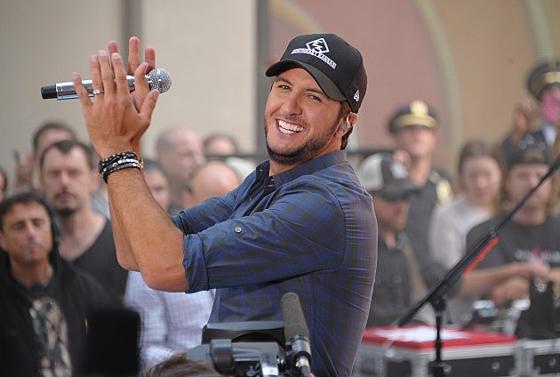 Luke Bryan (Getty Images)