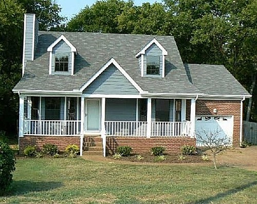 See Pictures Of Gary Allan S Very Humble Home