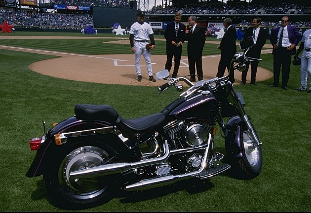 Motorcycle (Getty Images)