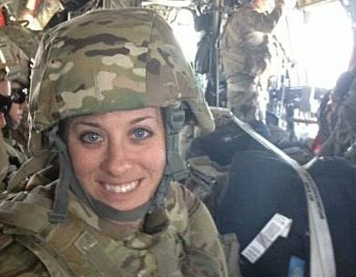 Army Captain Lindsay Gaylord
