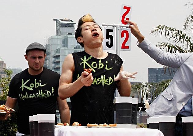 Takeru Kobayashi (Getty Images)