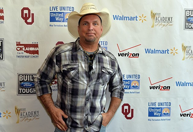 Garth is back on the road in 2014 (Getty Images)
