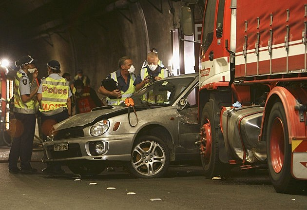 Car accident (Getty Images)