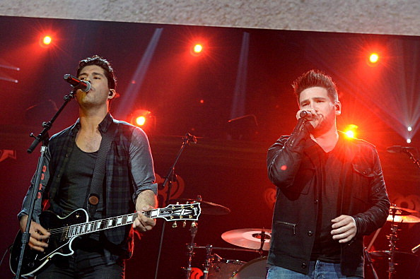 Dan + Shay Call WYRK (Getty Images)