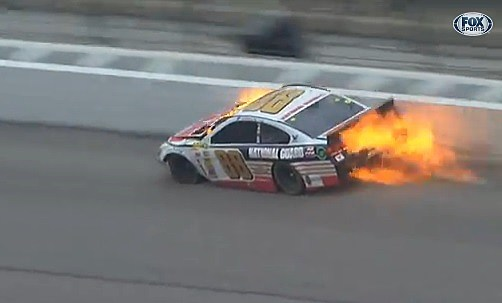 From NASCAR on FOX (Youtube)