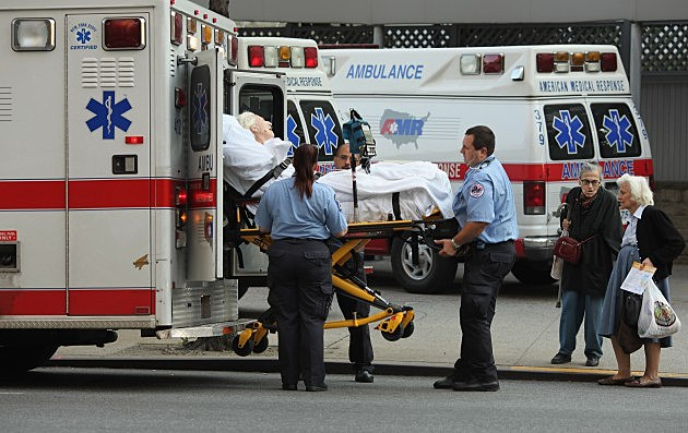 EMS Week (Getty Images)