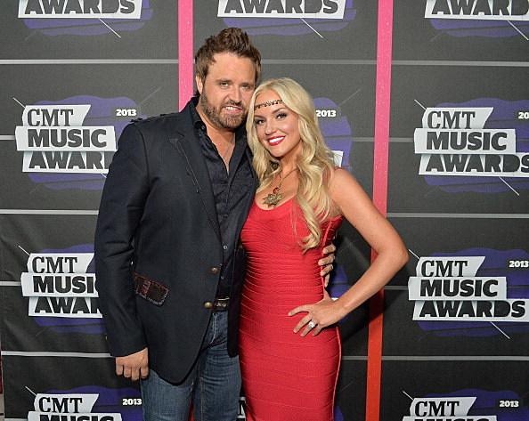 Randy Houser and his wife Jessa