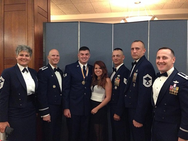 Senior Airman Michael Bauch