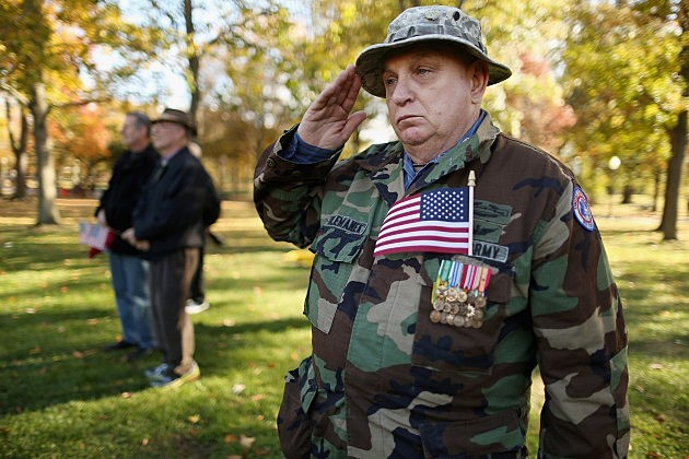 Time to help our WNY Veterans (Getty Images)