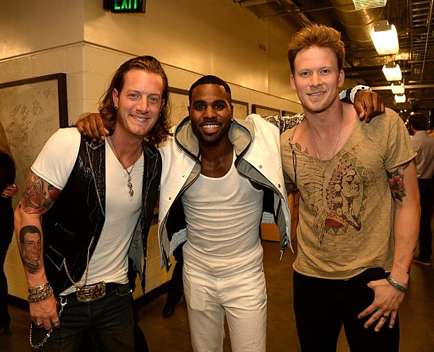 Florida Georgia Line with Jason Derulo
