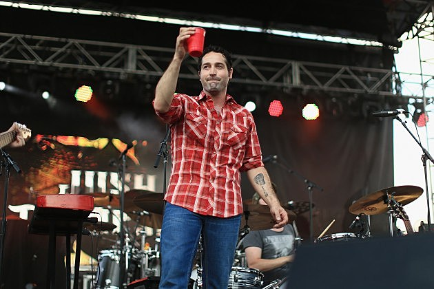 Josh Thompson is coming to town (Getty Images)