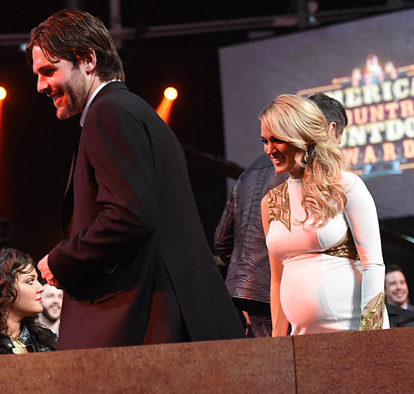 Carrie Underwood Welcomes Baby Isaiah Michael Fisher To