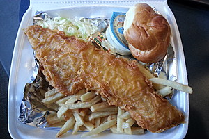 A surprising place to find a good fish fry for Best fish fry buffalo ny