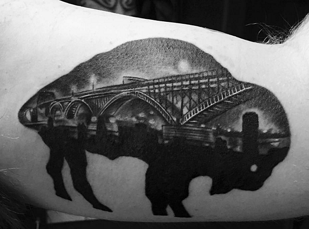 updated best buffalo ny themed tattoos of 2016