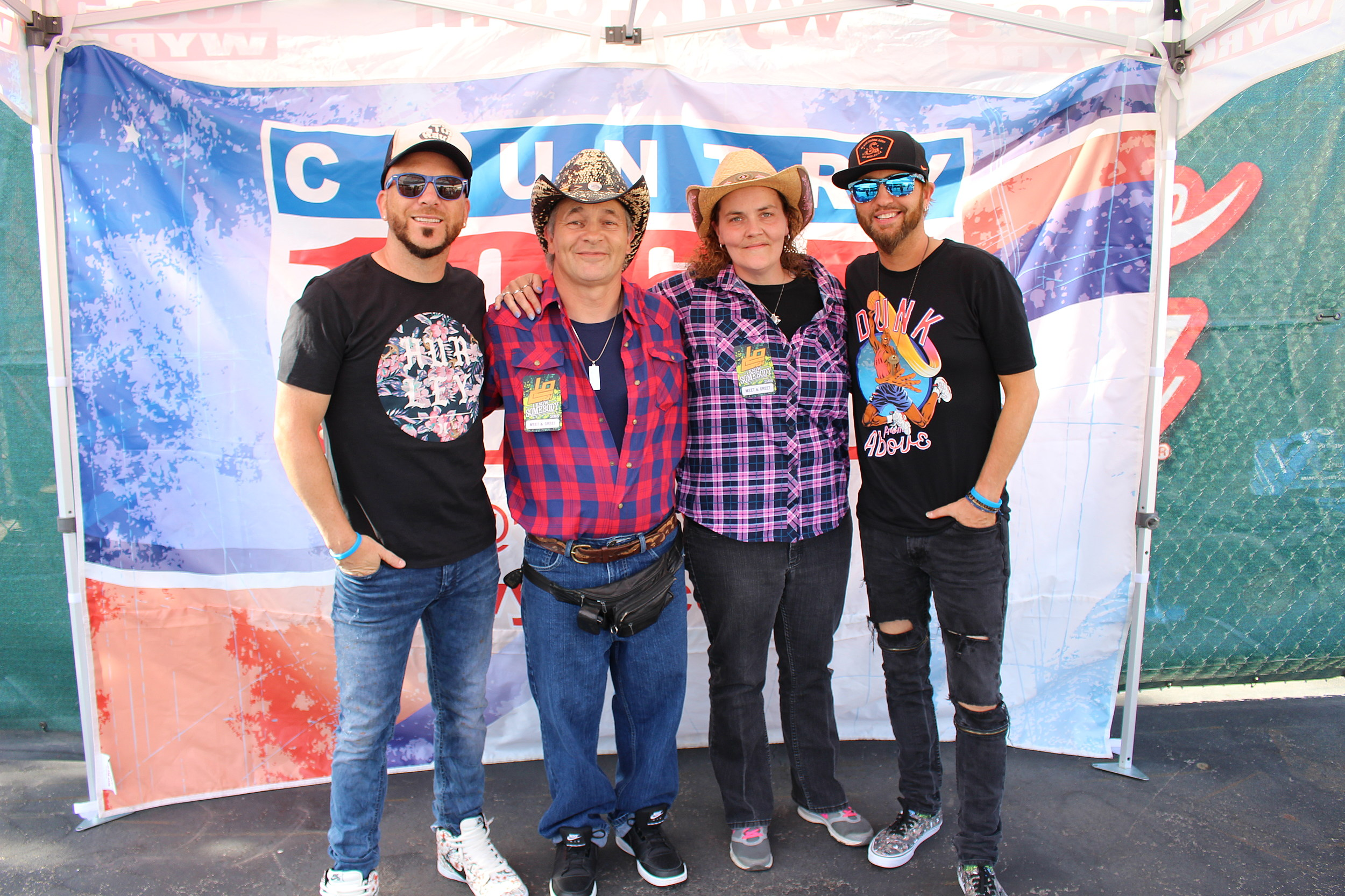 Locash taste of country buffalo 2016 meet and greet photos kristyandbryce Images