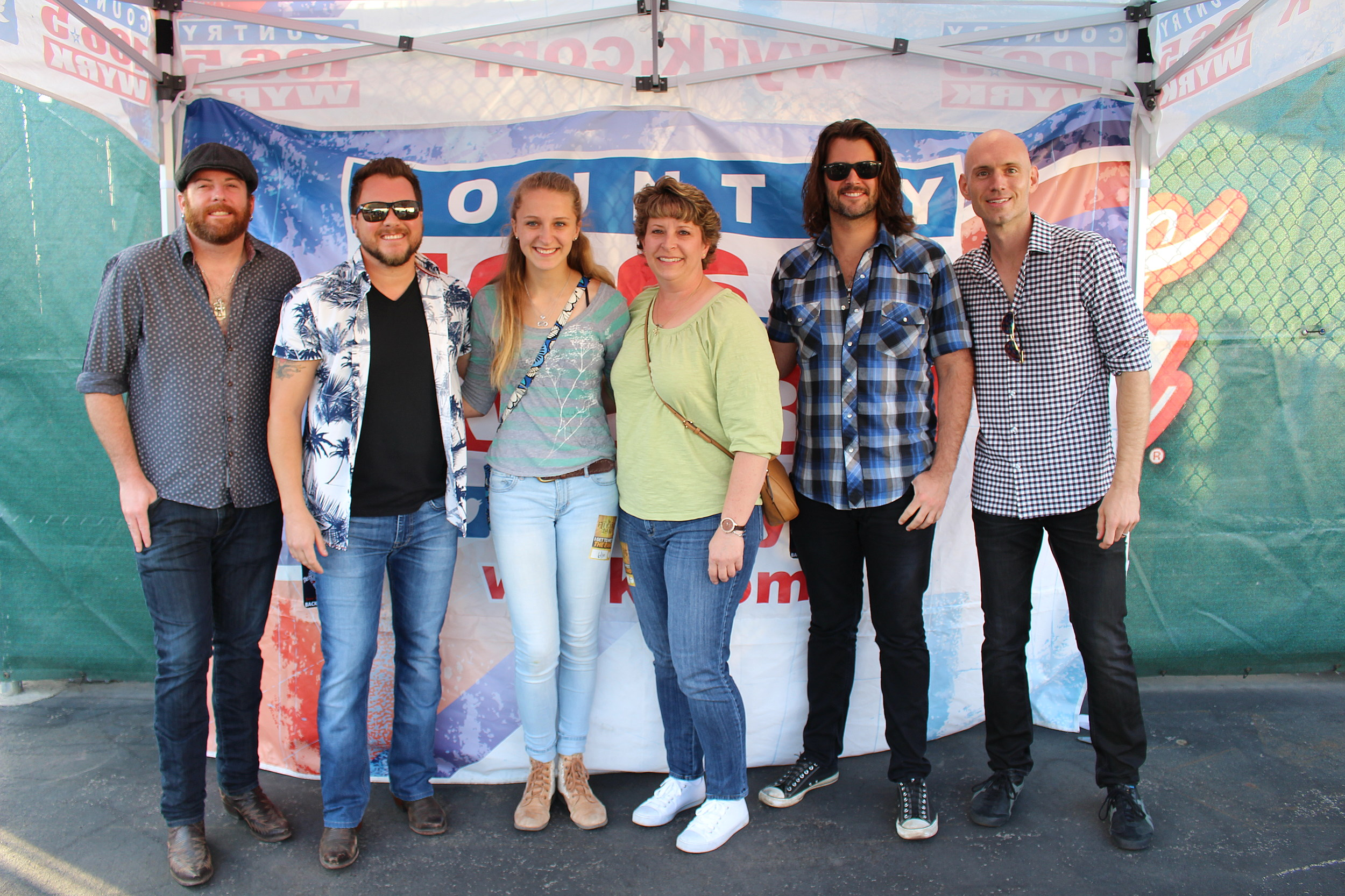 Eli young band taste of country buffalo 2016 meet and greet kristyandbryce Images