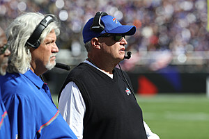 Buffalo Bills v Baltimore Ravens