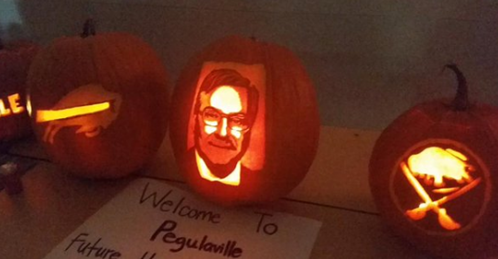 the best buffalo ny themed pumpkins you ll ever see pictures
