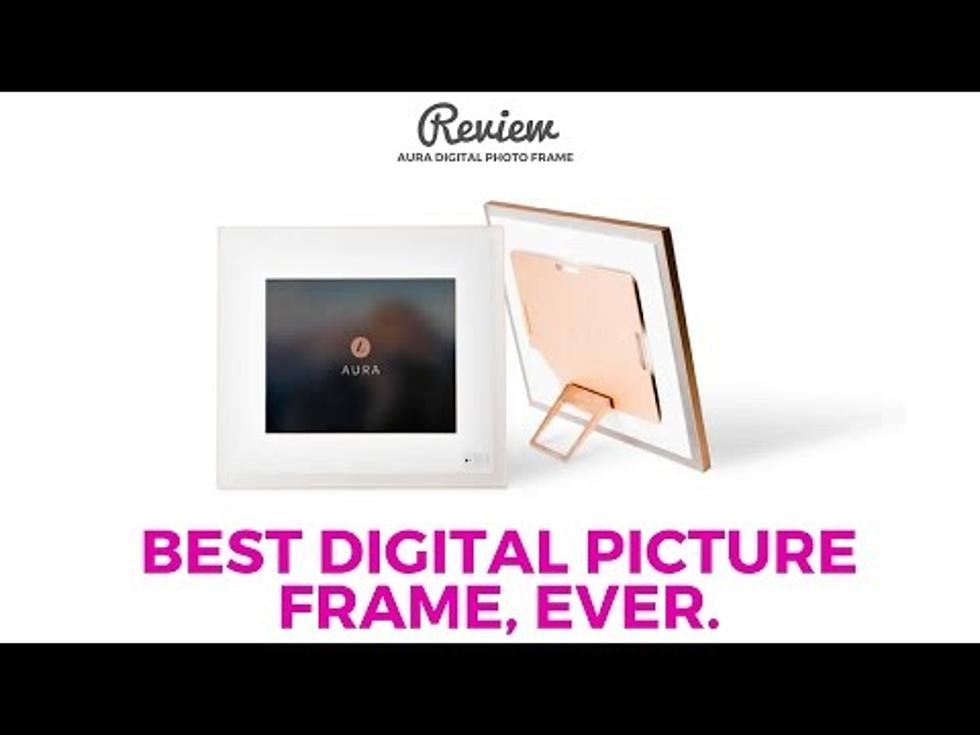 Aura Picture Frame Is One Of The Coolest Things I\'ve Seen!