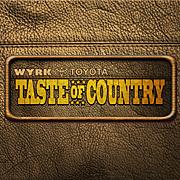taste of country buffalo logo