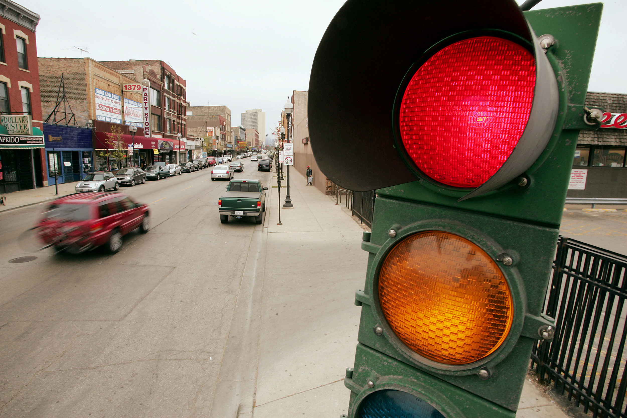 Nice Red Light Cameras Coming Down In Rochester,NY