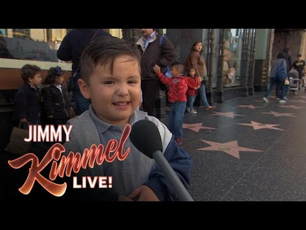 Jimmy Kimmel Has Kids Tell The Story Of Christmas [VIDEO]