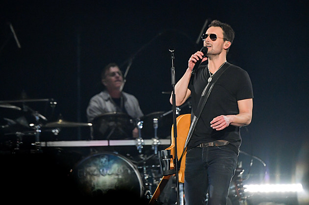 Eric Church (Getty Images)