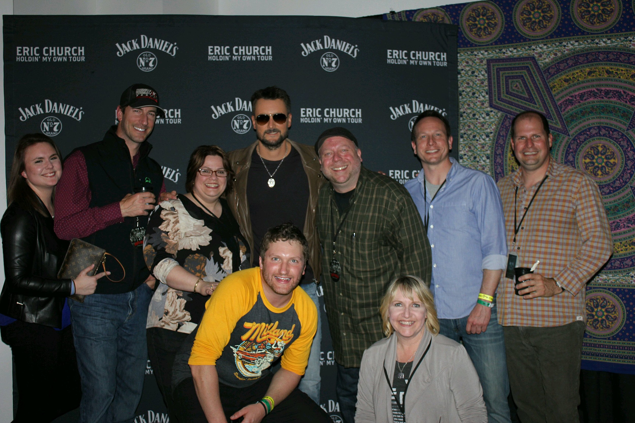 Wyrks Exclusive Backstage Tour With Eric Church In Buffalo Video