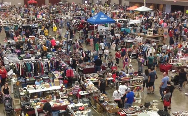 World's Largest Yard Sale (Melissa Kory)