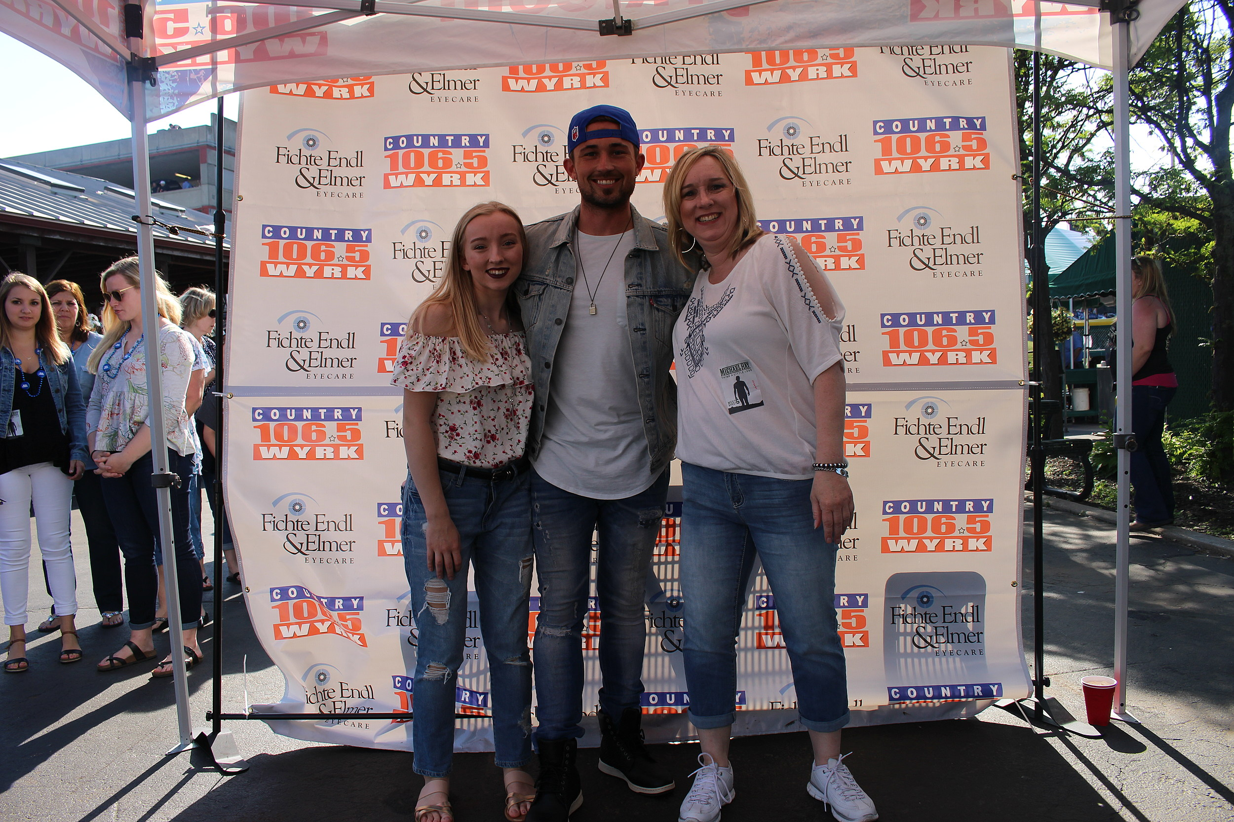 Michael Ray Meet And Greet Photos