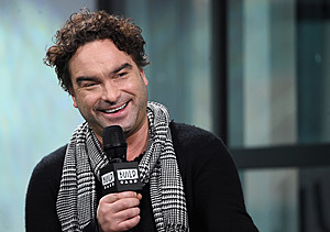 """Build Series Presents Johnny Galecki  Discussing The Movie """"Rings"""""""